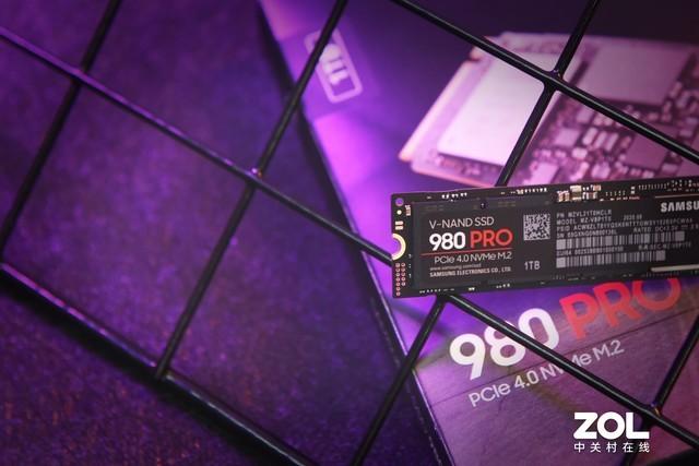 三星980PRO PCIE4.0 固态硬盘评测