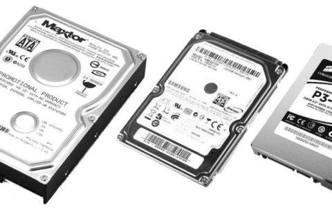 固态硬盘和机械硬盘的区别