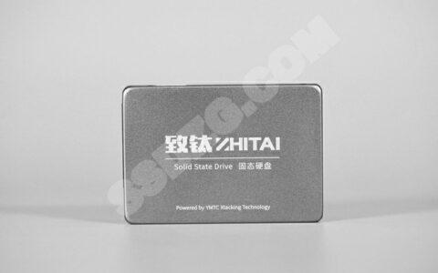 长江存储致钛SC001 Active 1TB测评:最具性价比的SATA3 SSD