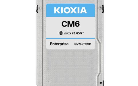铠侠推出 CM6 系列企业级 NVMe SSD:2.5 英寸规格,最大容量 30.72TB